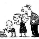 Скрытое насилие в семье